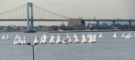 Penn Sailing 11th at Nevins Trophy
