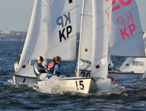 Penn Sailing 8th at Kings Point Dinghy Open