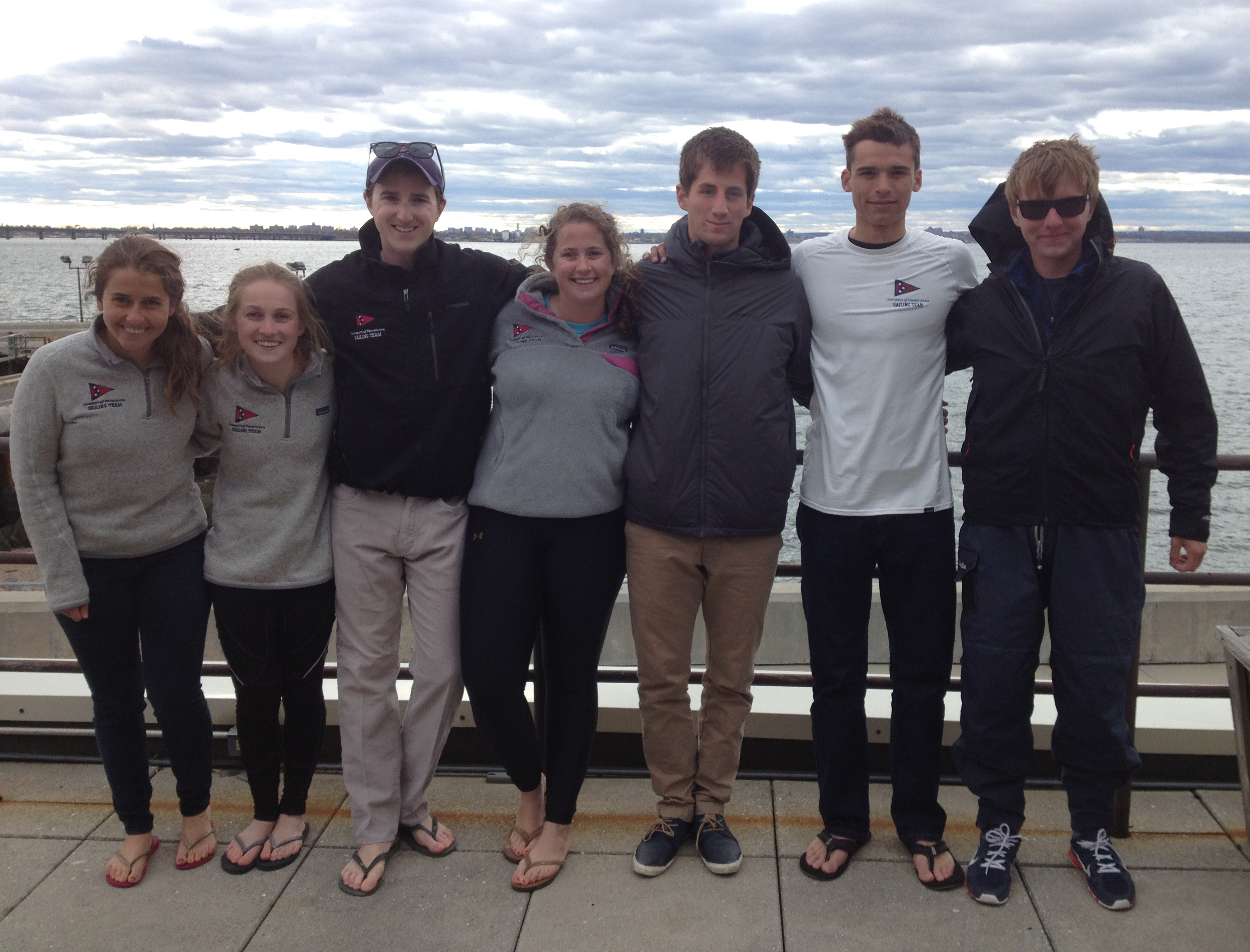 Penn Sailing 5th at America Trophy!