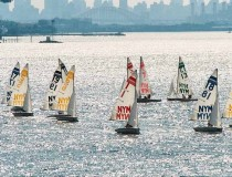 Penn Sailing Competes in First Intersectional Team Race