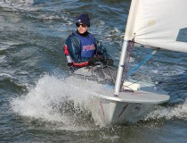 Penn Sailing Competes at Navy Fall