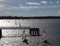 Penn Sailing Finishes 9th at War Memorial