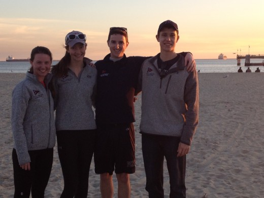 Penn Sailing Competes in First-Ever Rose Bowl Regatta