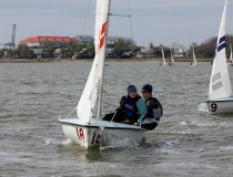 Penn Sailing Takes Flight, Finishes 6th at Charleston