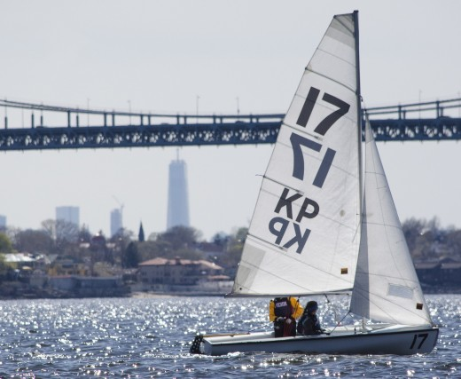 Penn Sailing Team Concludes Historic Spring Season